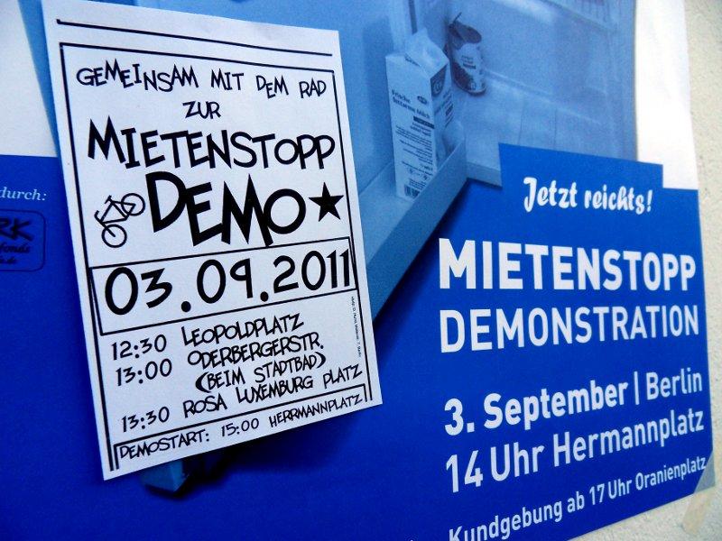 Samstag,3.9. - 13 Uhr Stadtbad Oderberger,13:30 Rosa-Luxemburg-Platz