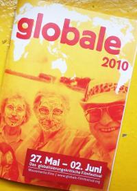 Programmheft der Globale 2010
