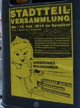 Neuköllner Stadtteilversammlung zu Mieten