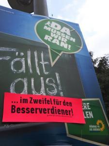 Im Zweifel für den Besserverdiener - Die Grünen