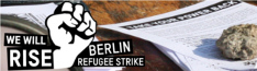 Berlin Refugee Strike